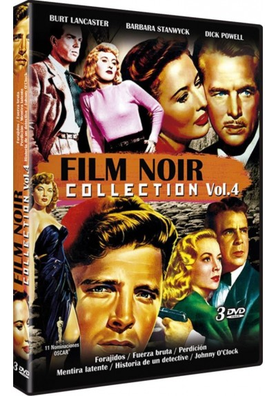 Pack Film Noir Collection Vol. 4