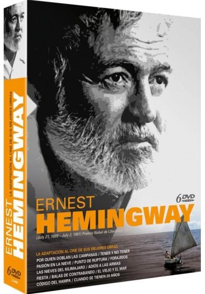 Pack Ernest Hemingway: La Adaptacion al Cine de sus Mejores Obras