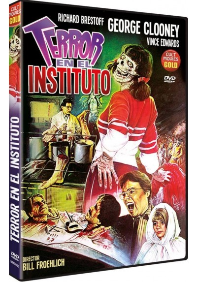 Terror en el Instituto (Return to Horror High)