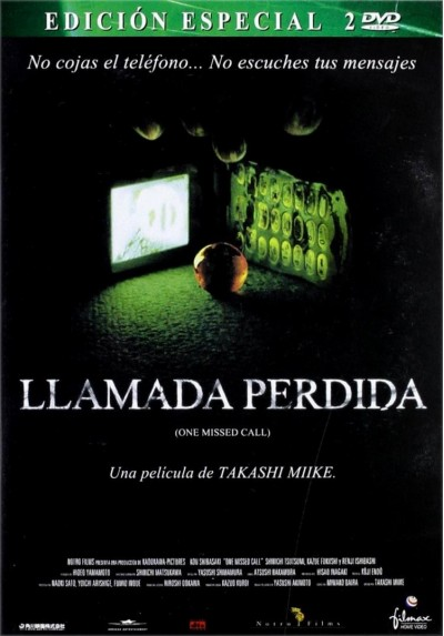Llamada Perdida (2003) (Ed. Especial) (One Missed Call)