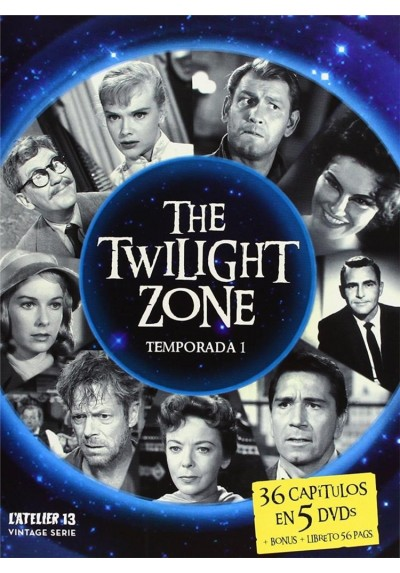 The Twilight Zone (La dimension Desconocida) - 1ª Temporada