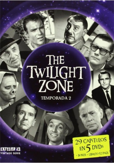 The Twilight Zone (La dimension Desconocida) - 2ª Temporada