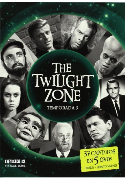 The Twilight Zone (La dimension Desconocida) - 3ª Temporada