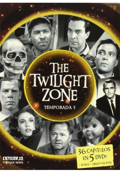 The Twilight Zone (La dimension Desconocida) - 5ª Temporada