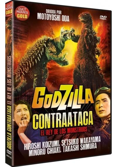 Godzilla Contraataca (Gojira No Gyakushu)