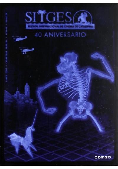 Pack Festival De Sitges - 40 Aniversario