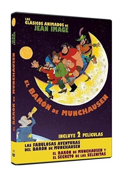 Pack El Baron De Munchausen: Las Fabulosas Aventuras del Baron de Munchausen / El Baron de Munchausen y el Secreto de los Seleni