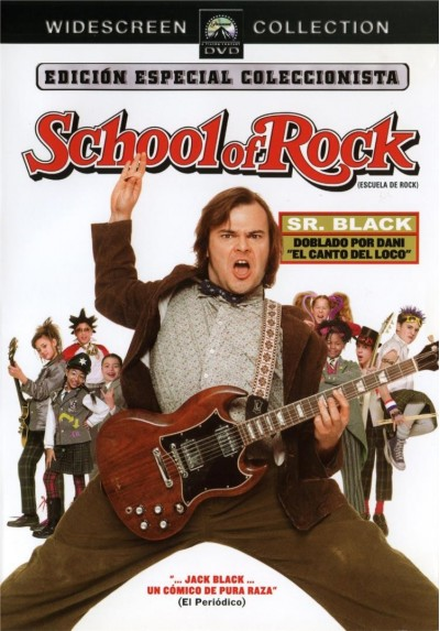 School Of Rock (Escuela De Rock)