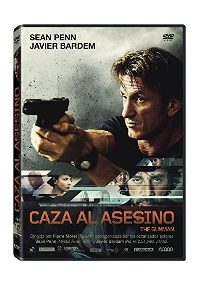 Caza Al Asesino (2015) (The Gunman)