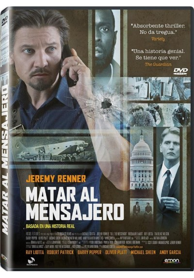 Matar Al Mensajero (Kill The Messenger)