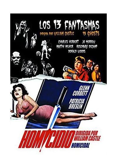 Pack Los 13 Fantasmas / Homicidio