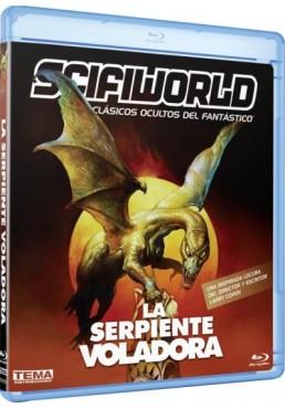 La Serpiente Voladora (Blu-Ray) (Q)