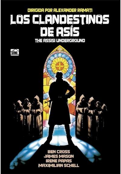 Los Clandestinos De Asis (The Assisi Underground)