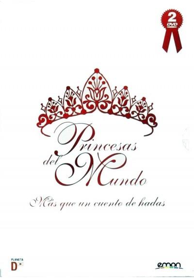 Pack Princesas Del Mundo