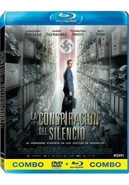 La Conspiracion Del Silencio (Blu-Ray + Dvd) (Im Labyrinth Des Schweigens)