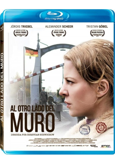 Al Otro Lado Del Muro (Blu-Ray) (Lagerfeuer)