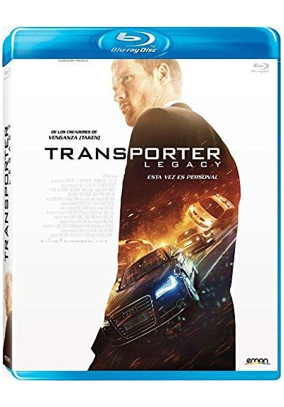 Transporter Legacy (Blu-Ray) (The Transporter Refueled)