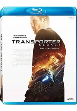 Transporter Legacy (Blu-Ray) (The Transporter Refueled)