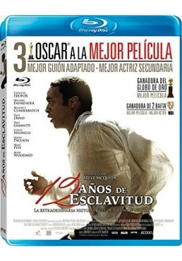 12 Años De Esclavitud (Blu-Ray) (12 Years A Slave)