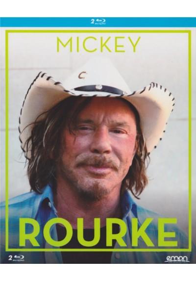 Pack Mickey Rourke: El Luchador / Sin City (Blu-Ray)