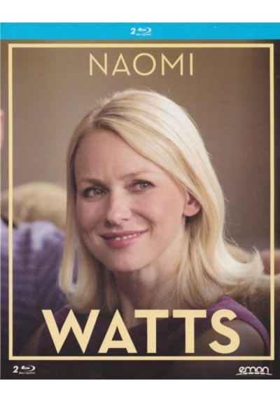 Pack Naomi Watts: Movie 43 / Caza A La Espia (Blu-Ray)
