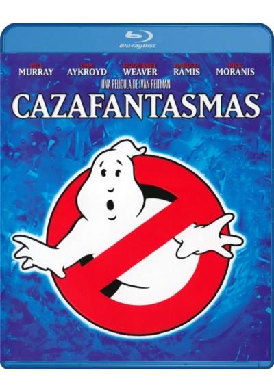 Los Cazafantasmas (Blu-Ray) (Ghostbusters)