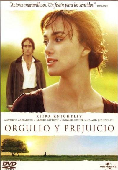 Orgullo Y Prejuicio (2005) (Pride And Prejudice)