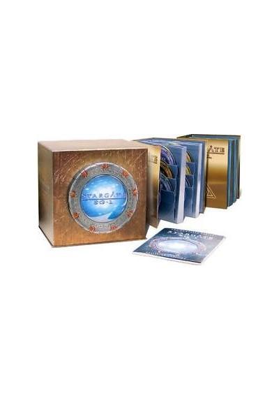 Stargate SG-1: La Serie Completa - Temporadas 1-10