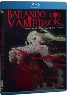 Bailando Con Vampiros - Serie Completa (Blu-Ray)(Dansu In Za Vanpaia Bando)