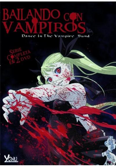 Bailando Con Vampiros - Serie Completa (Dansu In Za Vanpaia Bando)