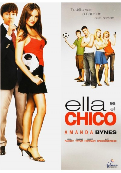 Ella Es El Chico (She´s The Man)