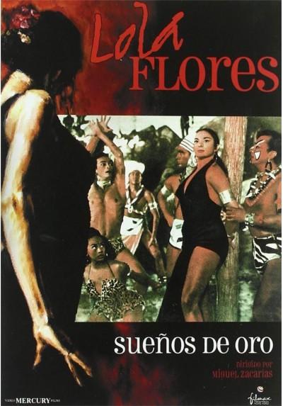 Lola Flores: Sueños De Oro