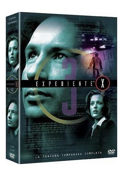 Expediente X: Tercera Temporada Completa