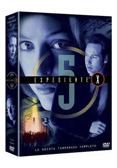 Expediente X: Quinta Temporada Completa