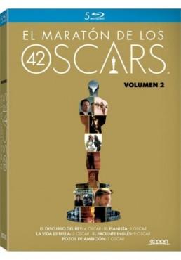 Pack El Maraton De Los Oscars - Vol. 2 (Blu-Ray)