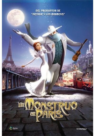 Un Monstruo En Paris (Un Monstre À Paris)