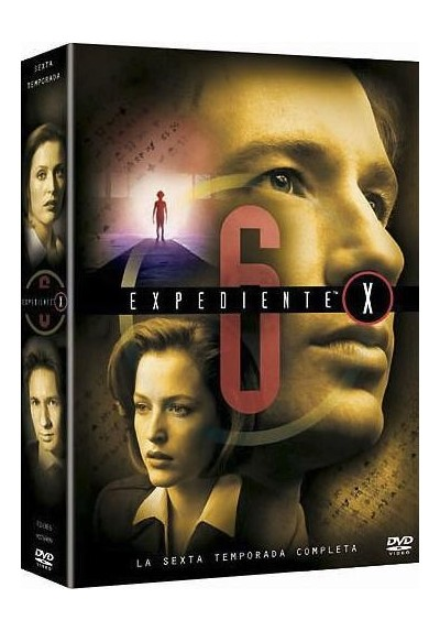 Expediente X: Sexta Temporada Completa