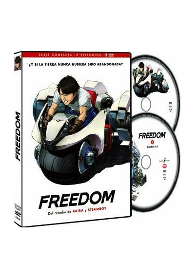 Freedom - Serie Completa (Freedom Project)
