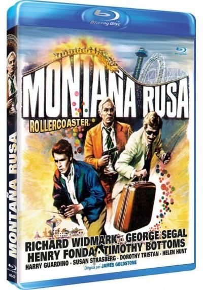 Montaña Rusa (Blu-Ray) (Rollercoaster)