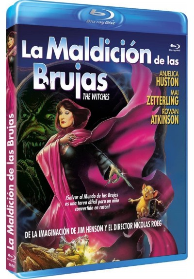 La Maldicion De Las Brujas (Blu-Ray) (The Witches)