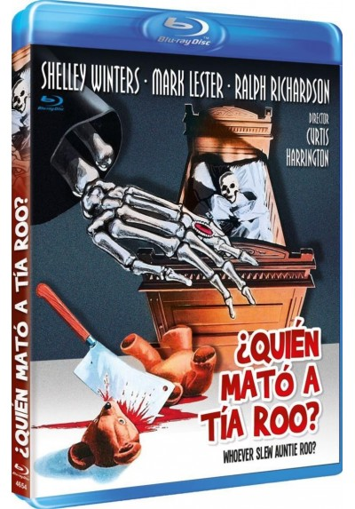 ¿Quien Mato A Tia Roo? (Blu-Ray) (Whoever Slew Auntie Roo?)