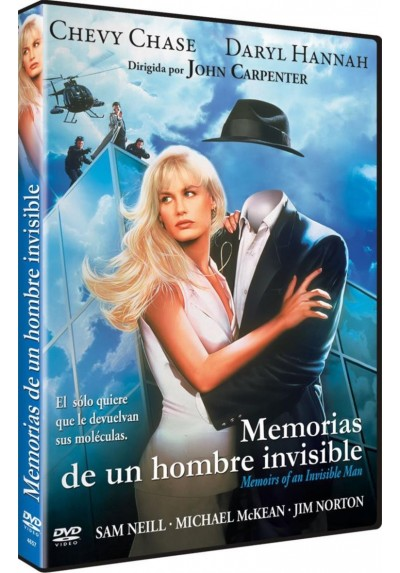 Memorias De Un Hombre Invisible (Memoirs Of An Invisible Man)