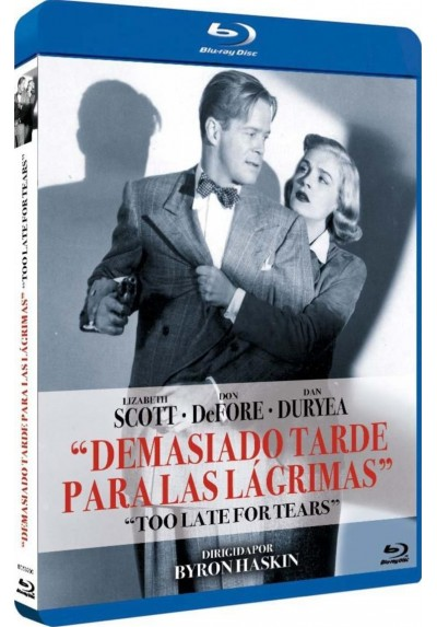 Demasiado Tarde Para Las Lagrimas (V.O.S.) (Blu-Ray) (Bd-R) (Too Late For Tears)
