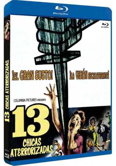 13 Chicas Aterrorizadas (Blu-Ray) (Bd-R) (13 Frightened Girls)
