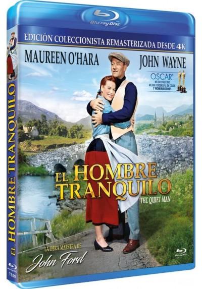 El Hombre Tranquilo (Ed. Especial) (Blu-Ray) (The Quiet Man)