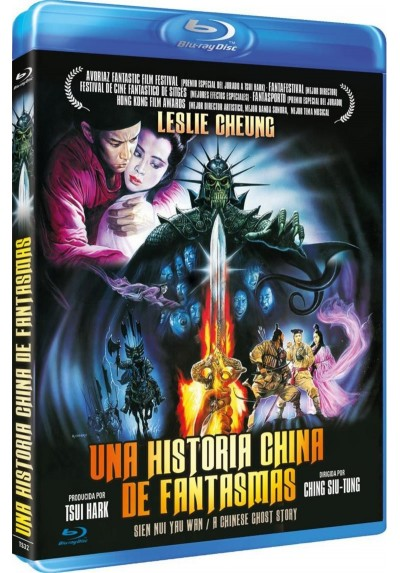 Una Historia China De Fantasmas (Blu-Ray) (A Chinese Ghost Story)) (The Quiet Man)