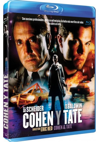 Cohen Y Tate (Blu-Ray) (Cohen And Tate)