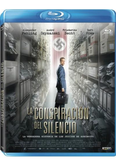 La Conspiracion Del Silencio (Blu-Ray) (Im Labyrinth Des Schweigens)