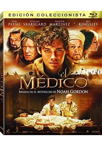El Medico (Blu-Ray) (Ed. Coleccionista) (The Physician)