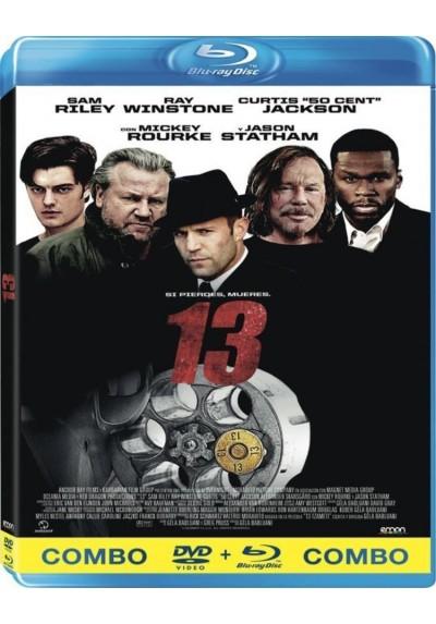 13 (Blu-Ray + Dvd)